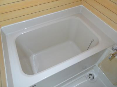 【浴室】ハイツフラワー