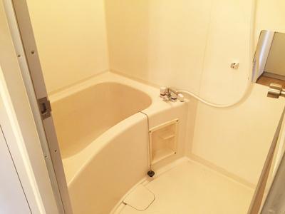 【浴室】ジョイフルハイツ壱番館(小松小・学文中学校区)