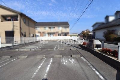 【駐車場】カモミール2