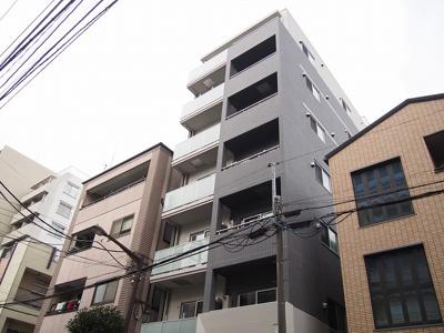 2016年1月築 鉄筋コンクリート造7階建