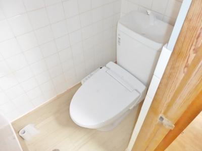 【トイレ】東阪田文化住宅
