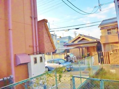 【展望】東阪田文化住宅
