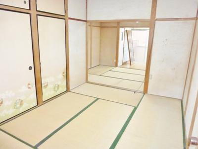 【和室】東阪田文化住宅