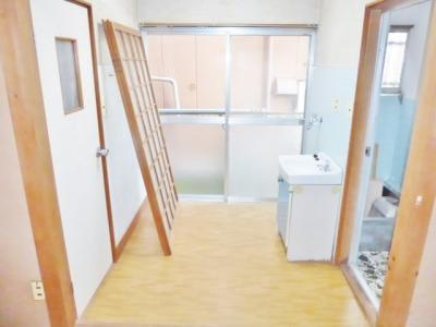 【居間・リビング】東阪田文化住宅