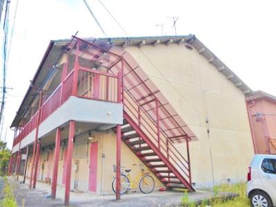 【外観】東阪田文化住宅