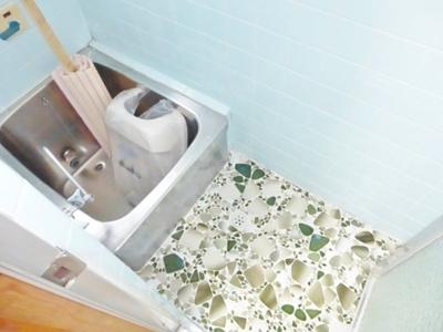 【浴室】東阪田文化住宅