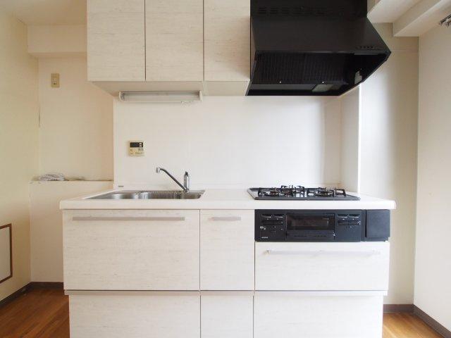 【キッチン】シャングリラ代々木