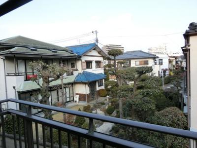 【展望】ハウス丸山