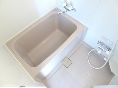 【浴室】ラッキープラザ初台