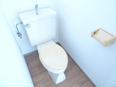 【トイレ】ラッキープラザ初台
