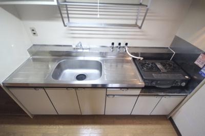 【キッチン】六甲道ロイヤルマンション