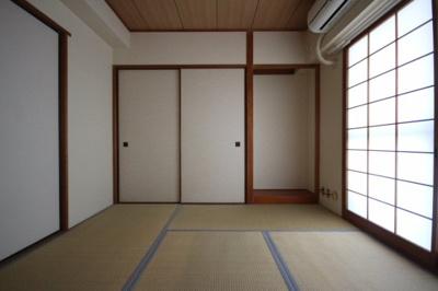 【寝室】六甲道ロイヤルマンション