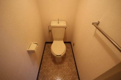 【トイレ】六甲道ロイヤルマンション