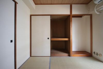 【収納】六甲道ロイヤルマンション