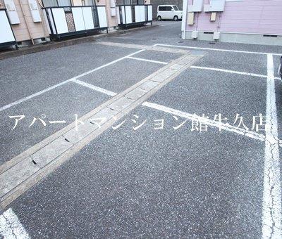 【駐車場】アルカンシェル