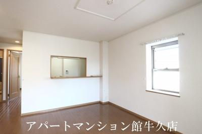 【玄関】ボヌールパンセⅡA