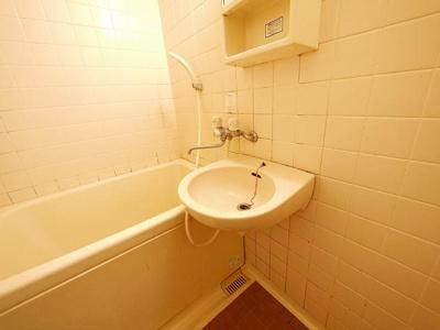 洗面スペースもあります
