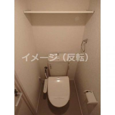【トイレ】ハートフル楓