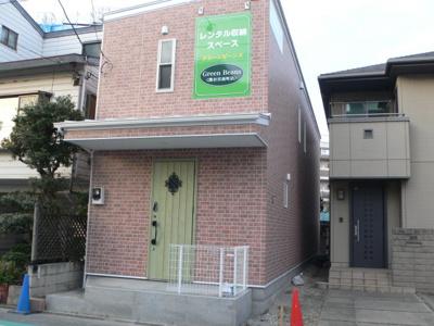 【外観】レンタル収納スペース Green Beans 熊谷宮前町店(Bタイプ)