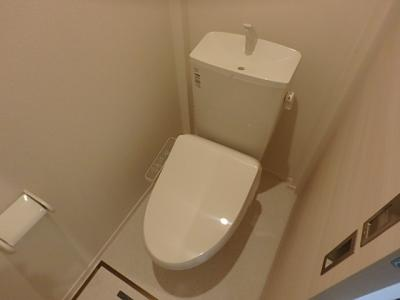 【トイレ】Maison Le Soleil
