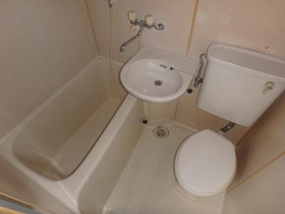 【浴室】アン久寿川