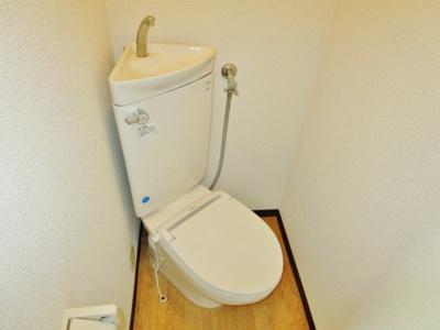 【トイレ】福寿コーポ