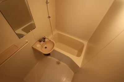 【浴室】グリーンハイツ山水C棟
