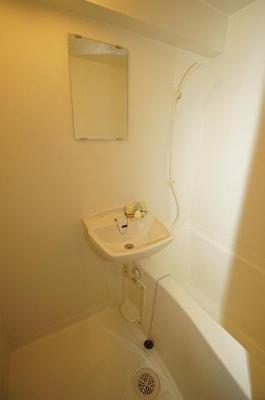 クロスステージ大濠(1DK) 風呂 写真は別号室です