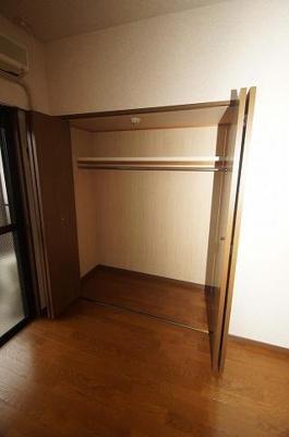 クロスステージ大濠(1DK) 収納 写真は別号室です