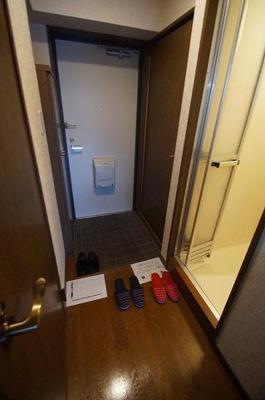 クロスステージ大濠(1DK) 玄関 写真は別号室です
