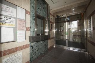クロスステージ大濠(1DK) エントランス 写真は別号室です