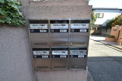 【設備】パルコート雅