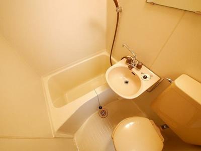 【浴室】シティパレス21新大宮P-6