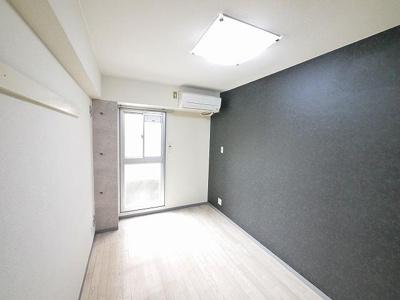 【寝室】シティパレス21新大宮P-6