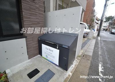【その他共用部分】ラピス原宿Ⅲ