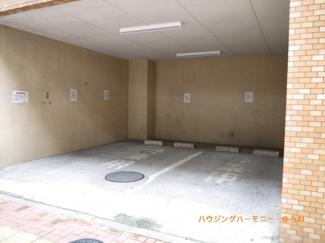 来客用の駐車場も完備