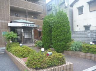 【外観パース】ラ・フォーレ高井田