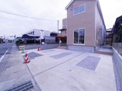 【駐車場】鴻巣市愛の町