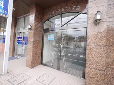 【エントランス】レジデンス ヨコハマ南~仲介手数料無料キャンペーン