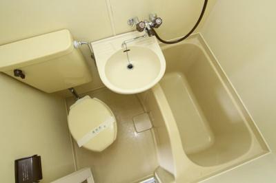 【浴室】レリーフ日吉