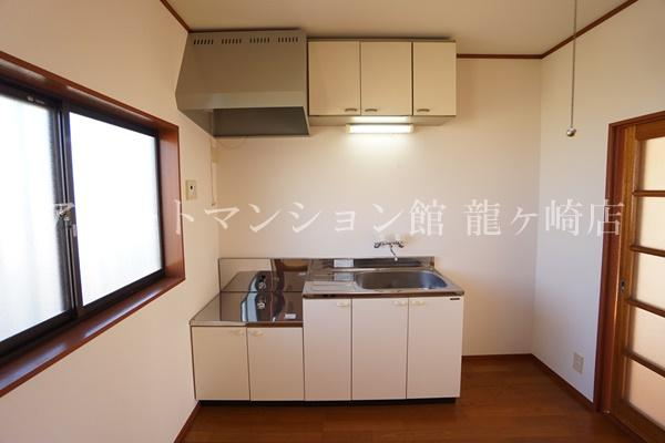 【キッチン】ハピネス柴崎