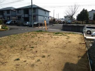グランファミーロおゆみ野Ⅱ 鎌取駅 土地 南道路、角地あり♪