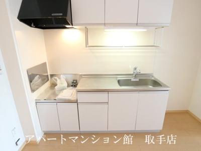 【キッチン】ノーブルアビタシオンC