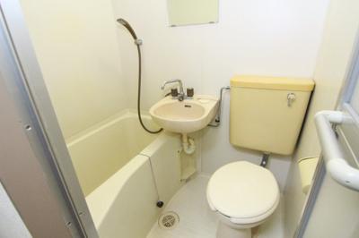 【浴室】スリーKマスコ