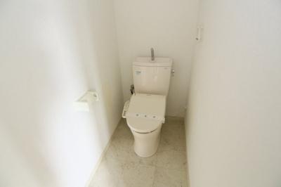 【トイレ】クマガイコーポ