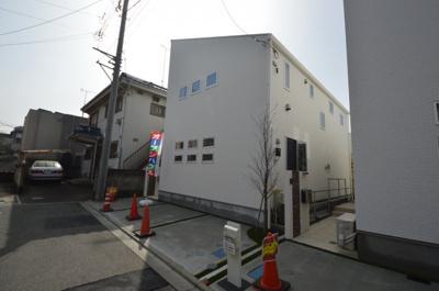 【外観】低炭素認定住宅 新築戸建 全3棟