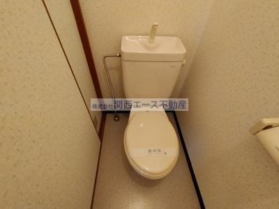 【トイレ】マンション藤2