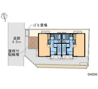 【地図】津田ハウス