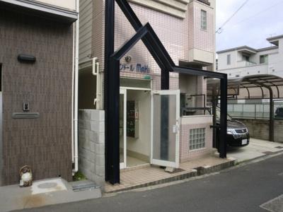 【エントランス】メゾンドールマキ