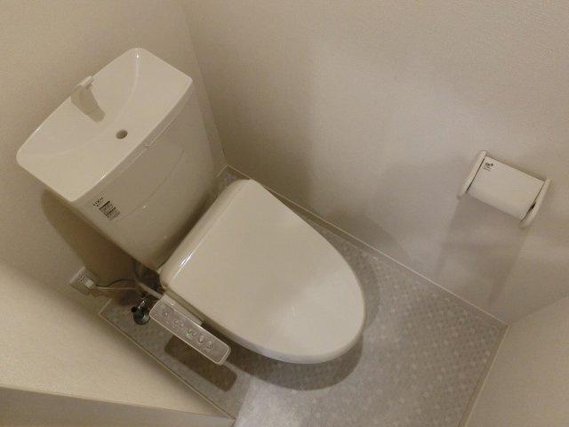 ベルリード稲山 トイレ